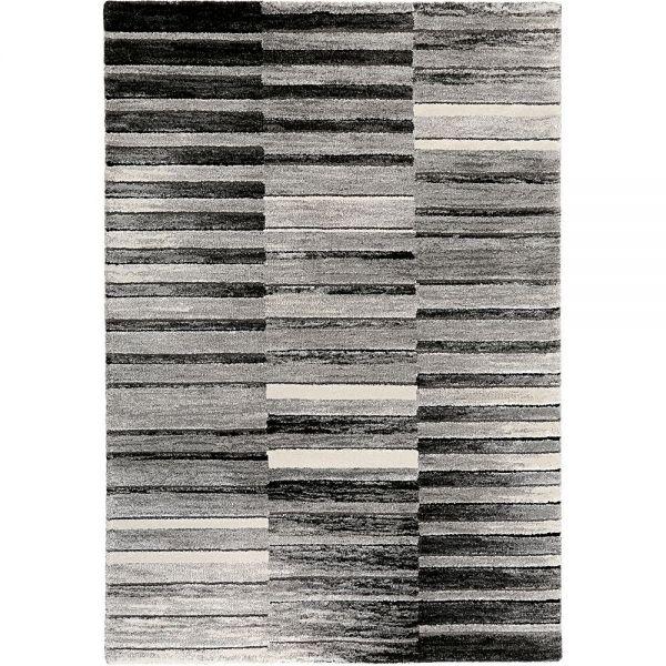 tapis beige moderne wild stripes esprit