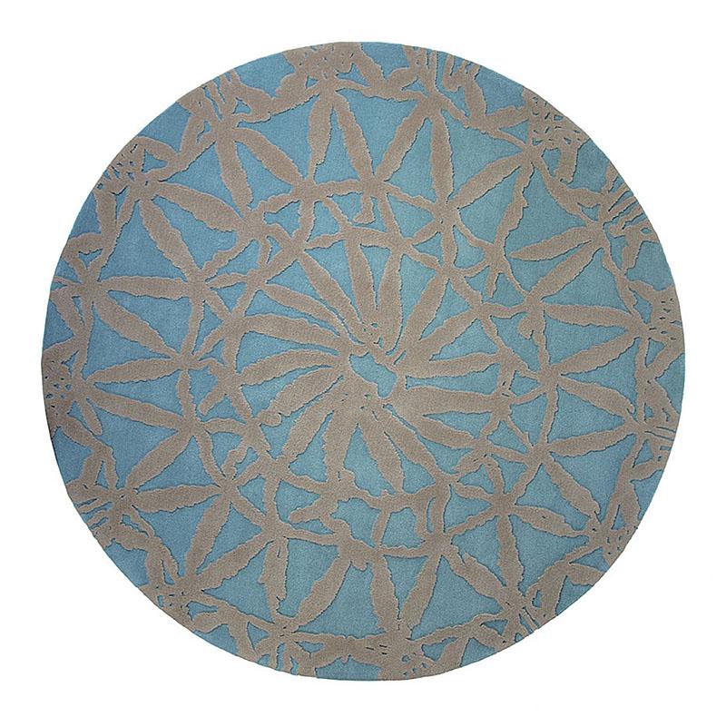 tapis turquoise oriental lounge esprit home