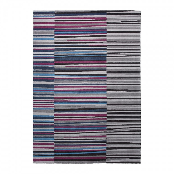 tapis seashore violet esprit home