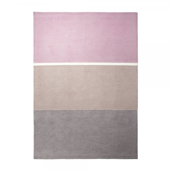 tapis moderne winter coziness rose esprit home