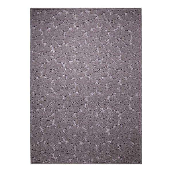 tapis esprit gris ficus moderne