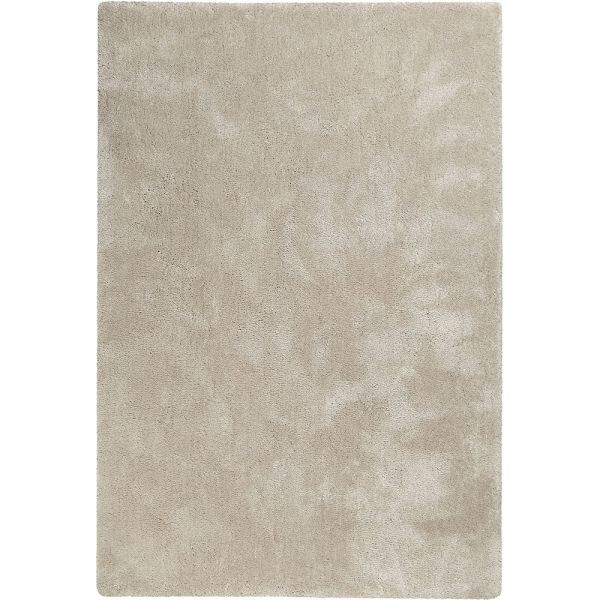tapis shaggy relaxx taupe esprit