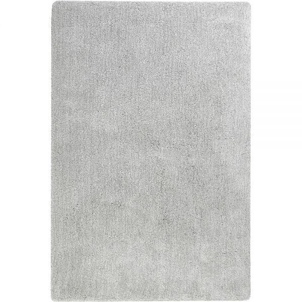 tapis gris pierre shaggy relaxx esprit