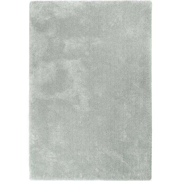 tapis shaggy relaxx gris vert esprit