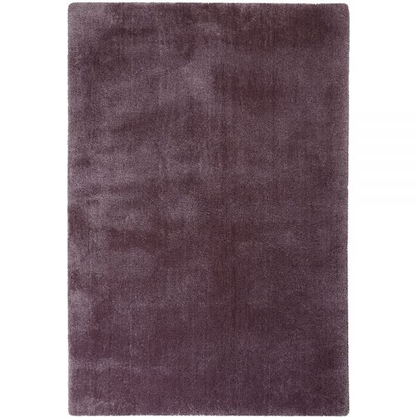 tapis esprit shaggy relaxx rose violet