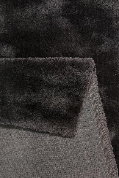 tapis essentials relaxx gris noir - esprit