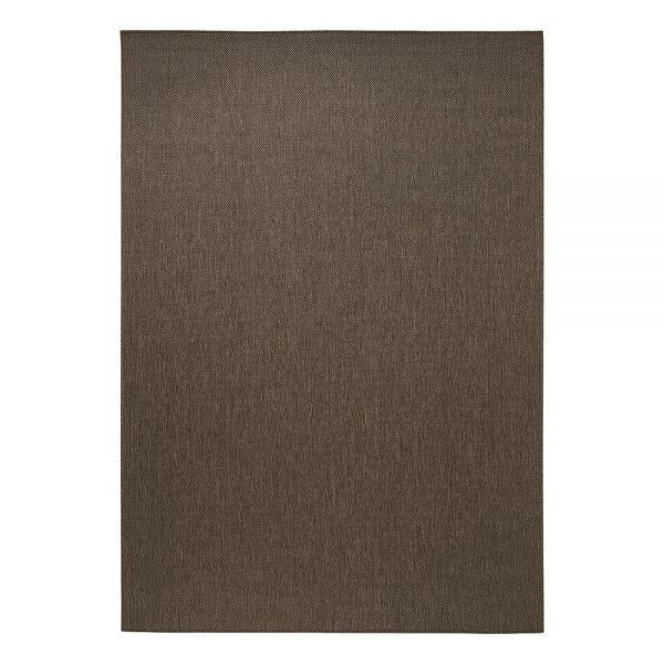 tapis resort sisal style moderne marron esprit home