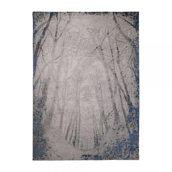 tapis laine et soie forest beige esprit home