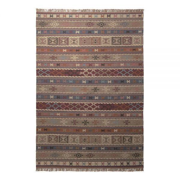tapis moderne multicolore agra esprit home