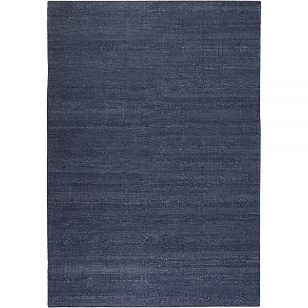 tapis kelim rainbow kelim bleu marine esprit