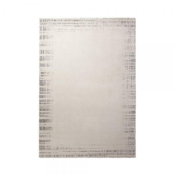 tapis moderne esprit home beige clair corso