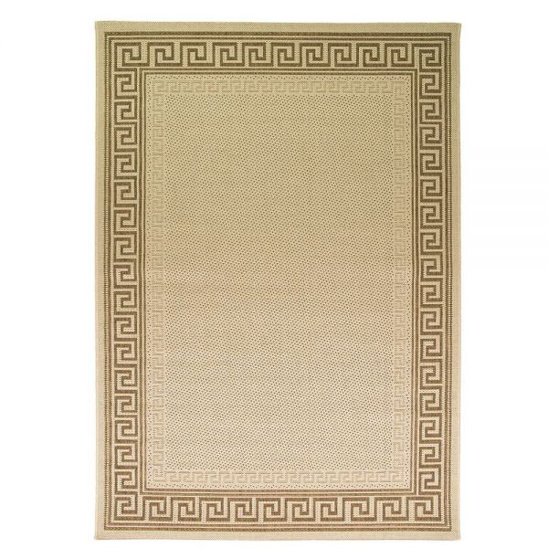 tapis de couloir beige lorenzo flair rugs