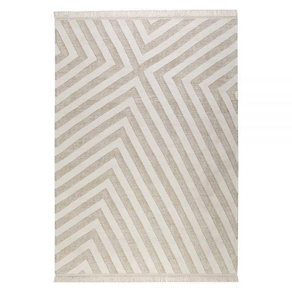 tapis carpets & co. moderne edgy corners beige et blanc