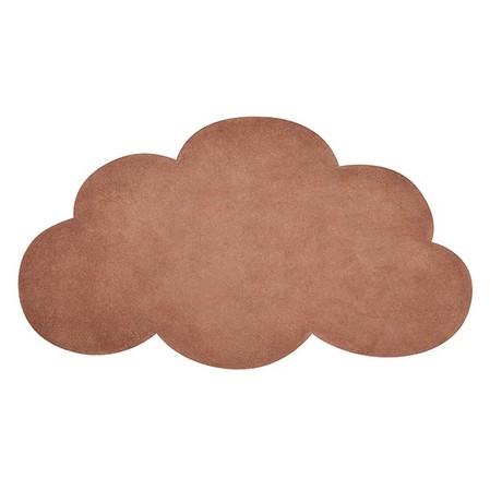 tapis enfant nuage ambre 64x100 lilipinso
