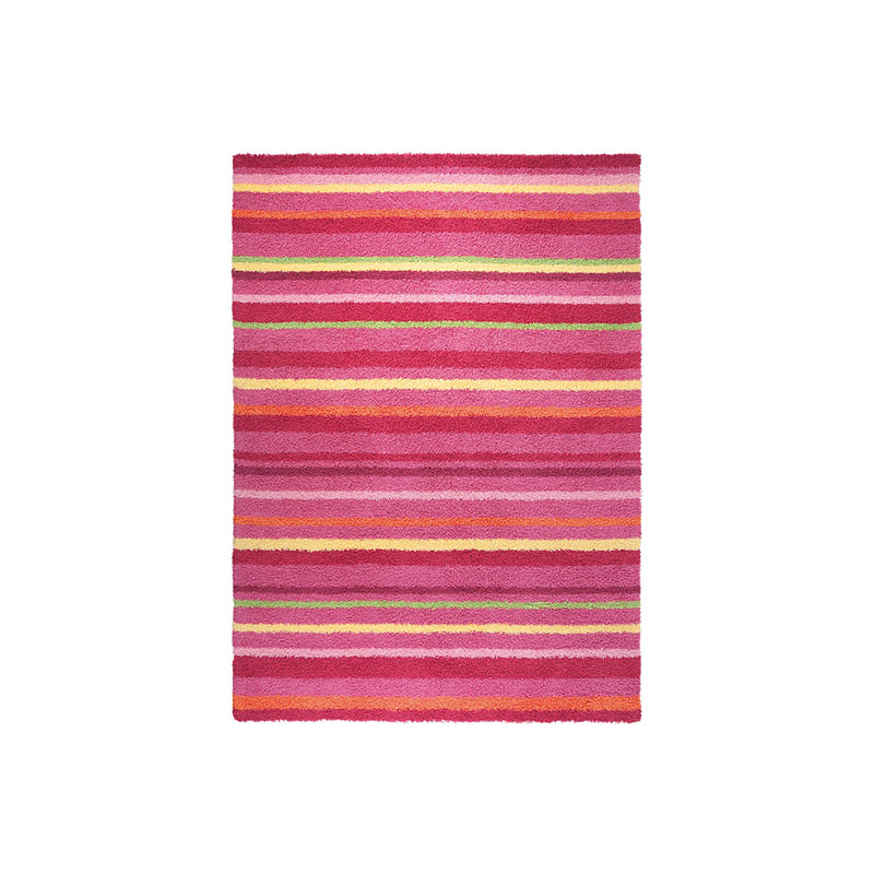 tapis funny stripes rose esprit home