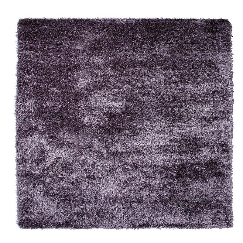 tapis moderne carr new glamour gris esprit home 200x200. Black Bedroom Furniture Sets. Home Design Ideas