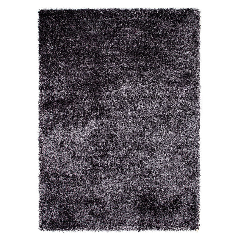 tapis moderne new glamour anthracite esprit home
