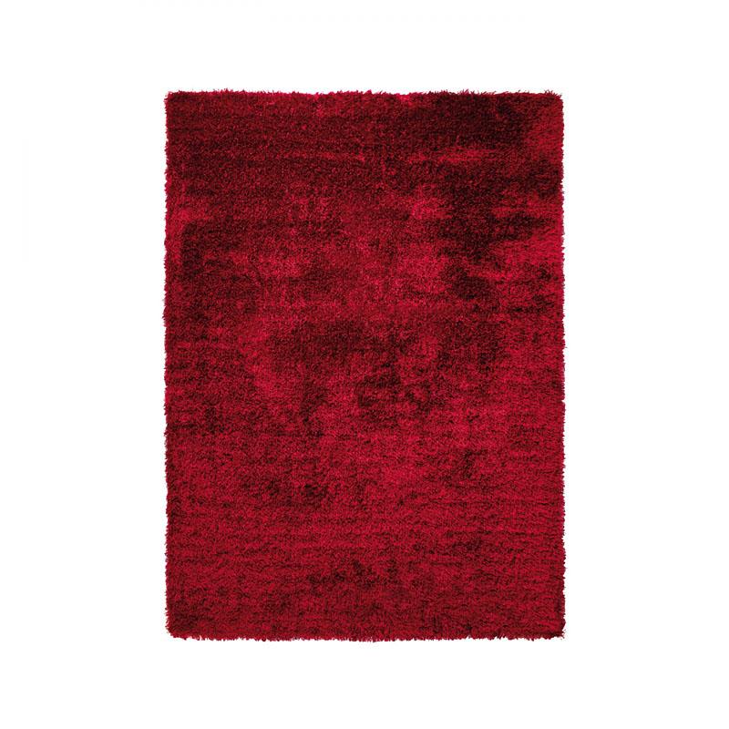 tapis moderne new glamour rouge esprit home 90x160. Black Bedroom Furniture Sets. Home Design Ideas