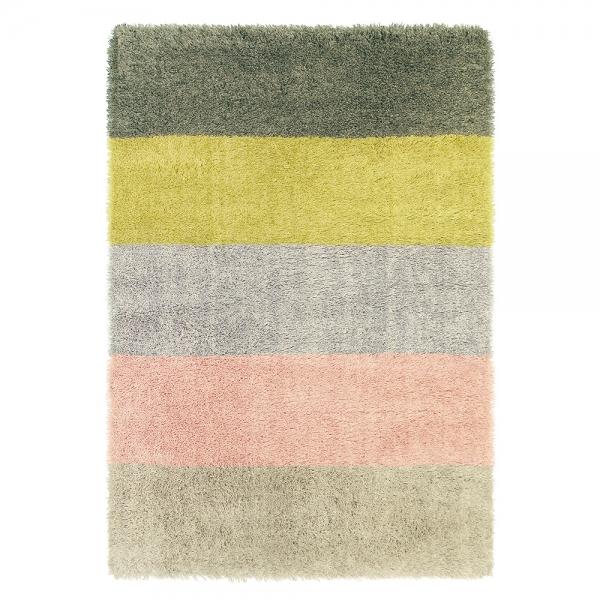 Tapis shaggy multicolore stonewash five brink campman 200x280 - Tapis shaggy multicolore ...