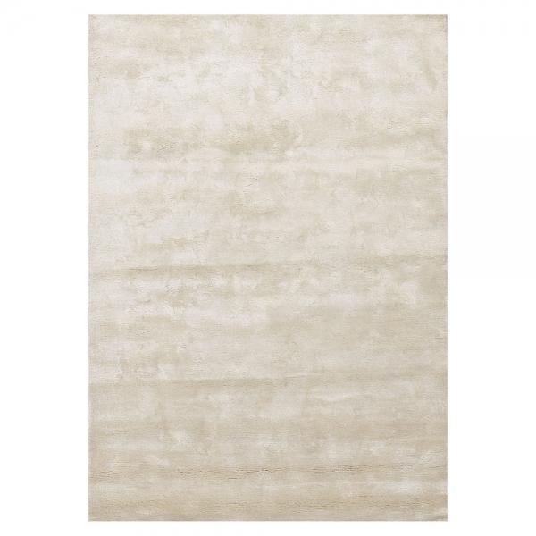 tapis en fibres de bambou blanc bamboo angelo 140x200. Black Bedroom Furniture Sets. Home Design Ideas