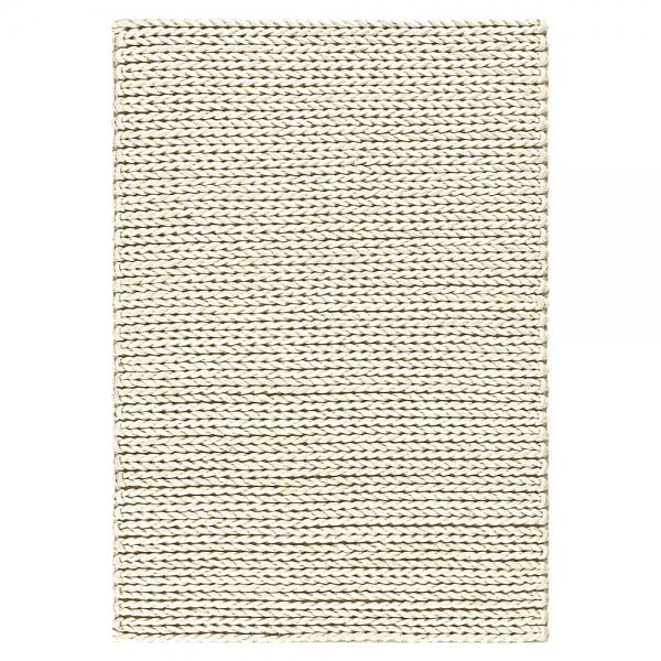 tapis highland laine blanc - angelo
