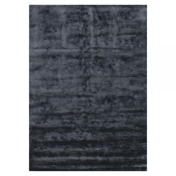 tapis bamboo fibres de bambou noir - angelo