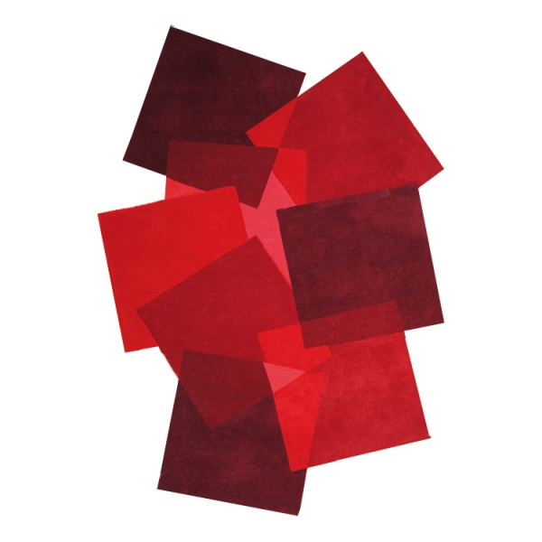 tapis rouge angelo design pebbles
