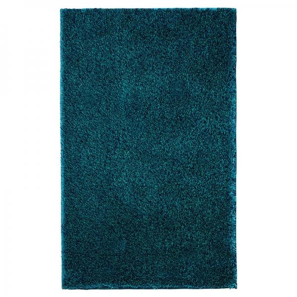 tapis de bain esprit home chill bleu turquoise 60x100. Black Bedroom Furniture Sets. Home Design Ideas