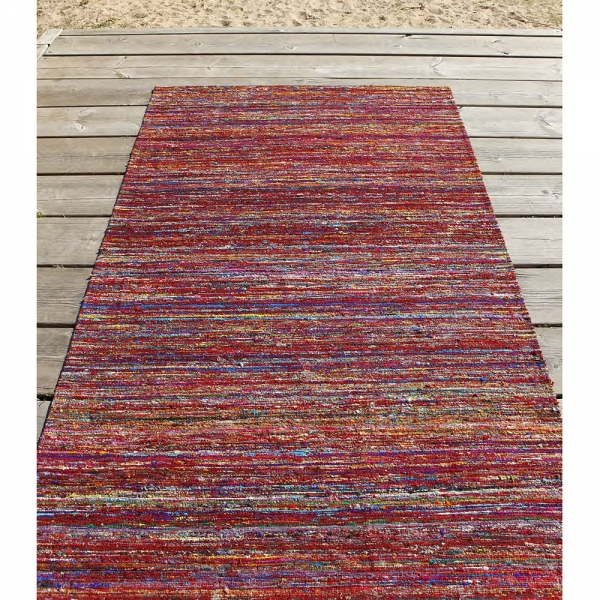 tapis galaxy multicolore carving