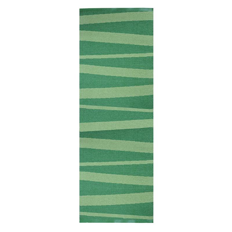 tapis de couloir vert sofie sjostrom design are z br 70x100. Black Bedroom Furniture Sets. Home Design Ideas