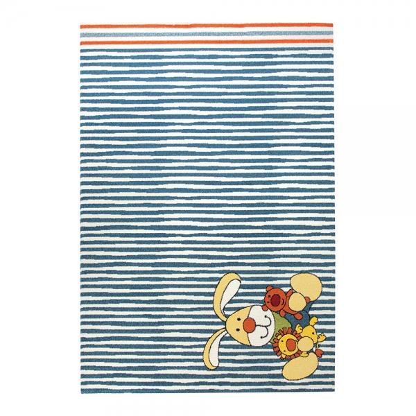 tapis enfant beige semmel bunny sigikid