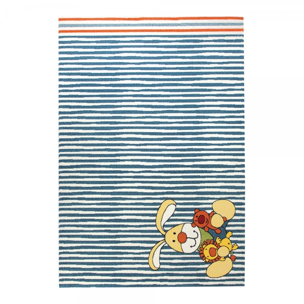 tapis enfant semmel bunny beige sigikid