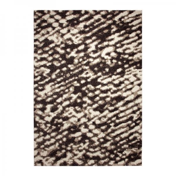 tapis madison moderne marron esprit home