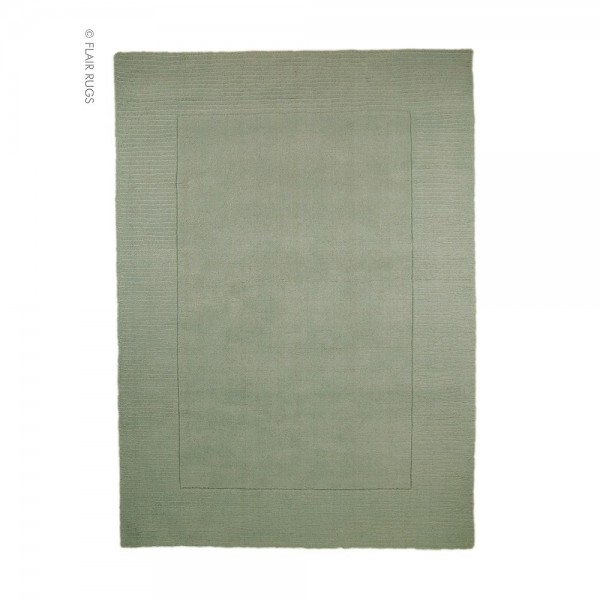 tapis moderne laine bleu siena flair rugs 120x170. Black Bedroom Furniture Sets. Home Design Ideas