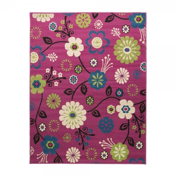 tapis flair rugs bohemia rose
