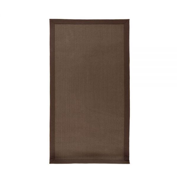 tapis antidérapant gris herringbone flair rugs