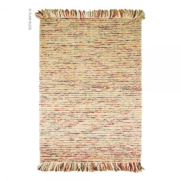tapis laine tiss main beige maya flair rugs 120x170. Black Bedroom Furniture Sets. Home Design Ideas