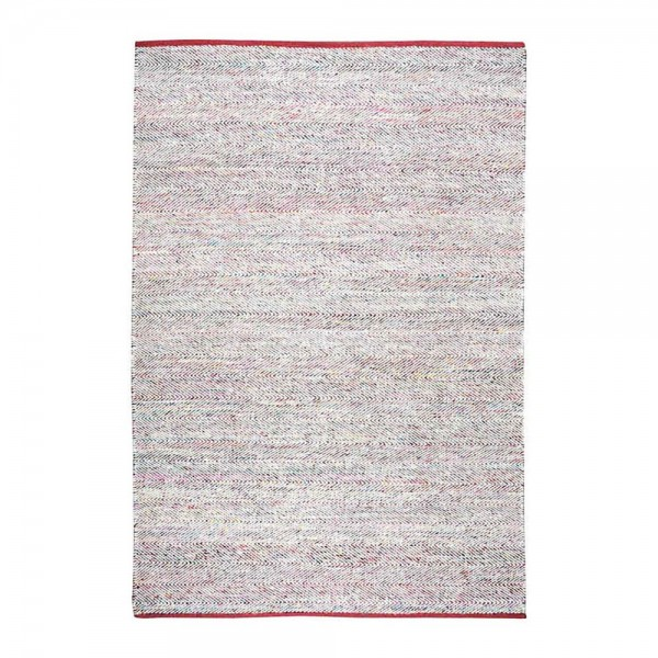 tapis fait main traverse rouge the rug republic 120x180. Black Bedroom Furniture Sets. Home Design Ideas