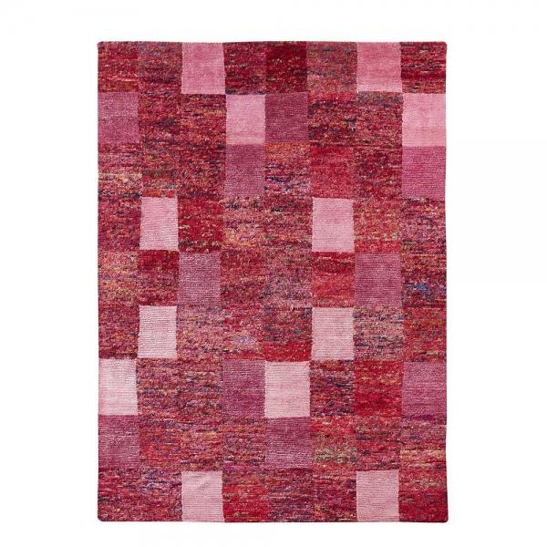 tapis sari fushia - home spirit
