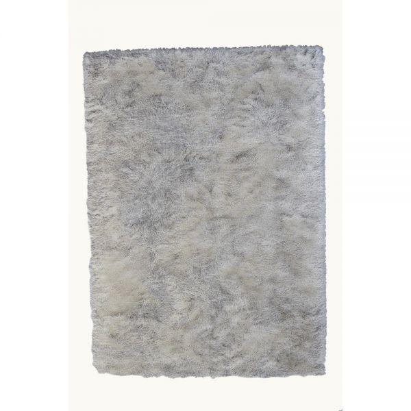tapis shaggy zermatt gris 170x230. Black Bedroom Furniture Sets. Home Design Ideas