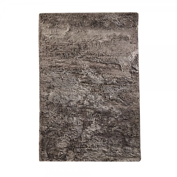 tapis shaggy taupe home spirit vision 200x300. Black Bedroom Furniture Sets. Home Design Ideas