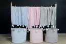 Couverture Bébé Bubbly Soft Pink - Lorena Canals