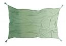 couverture bébé ombré green - lorena canals