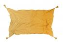 couverture bébé ombré mustard - lorena canals