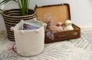 Panier en coton Natural Nude - Lorena Canals