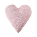 Coussin enfant HEART rose Lorena Canals