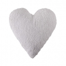 coussin enfant heart blanc lorena canals