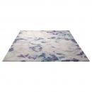 Tapis moderne Crystal Flower violet Esprit Home