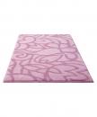 Tapis de bain rose Flower Shower Esprit Home