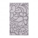 Tapis de bain gris Esprit Home Flower Shower